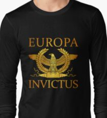 Europa Invictus Long Sleeve T-Shirt