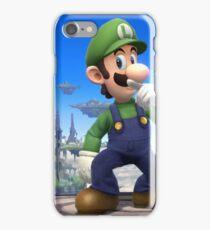 Super Smash Bros. Luigi iPhone Case/Skin