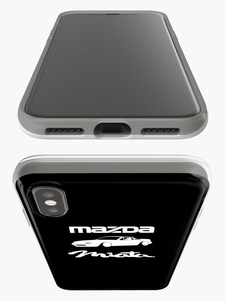 Alternative Ansicht von Miata JDM Telefonkasten iPhone-Hülle & Cover