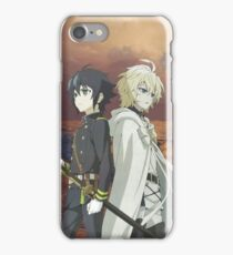 Older MikaYuu  iPhone Case/Skin