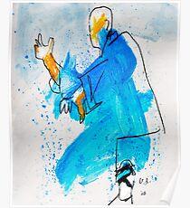Shaolin Monk 15_DRAGON Poster