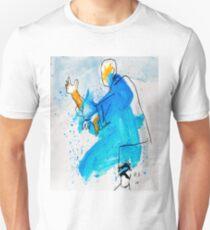 Shaolin Monk 15_DRAGON Unisex T-Shirt