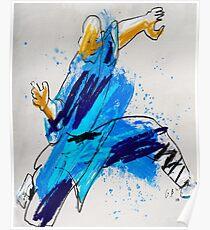 Shaolin Monk 12_TIGER Poster