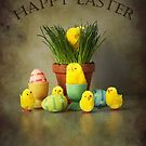 Happy Easter by Madeleine Forsberg
