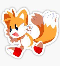 Tails! Sticker