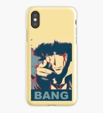 Cowboy Bebop - Bang - Spike Spiegel iPhone Case/Skin