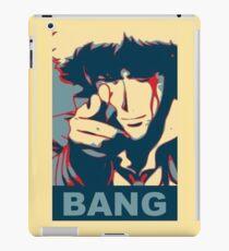 Cowboy Bebop - Bang - Spike Spiegel iPad Case/Skin