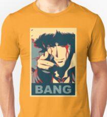 Cowboy Bebop - Bang - Spike Spiegel T-Shirt