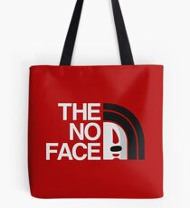 The No Face Tote Bag