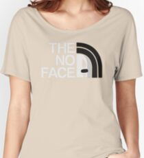 The No Face Women's Relaxed Fit T-Shirt