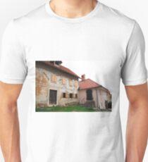 Historic Buildings in Skofja Loka T-Shirt