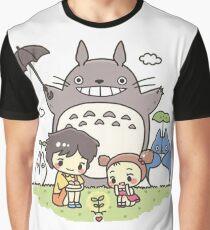 My Neighbor Totoro studio Ghibli Graphic T-Shirt