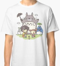 My Neighbor Totoro studio Ghibli Classic T-Shirt