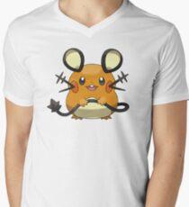 Pikachu Men's V-Neck T-Shirt