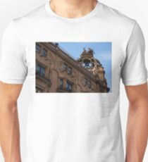 Rooftop Chariots and Horses - The Hippodrome Casino Leicester Square, London, UK T-Shirt