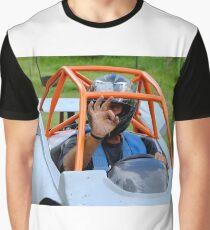 Happy Man Graphic T-Shirt