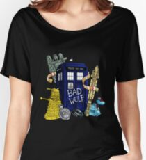 My Doctor Who Women's Relaxed Fit T-Shirt