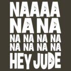 The Beatles Hey Jude by Mac17