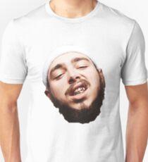 Post Malone - White Iverson Unisex T-Shirt