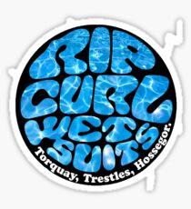 Ripcurl Sticker