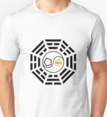 Discordian I Ching Slim Fit T-Shirt