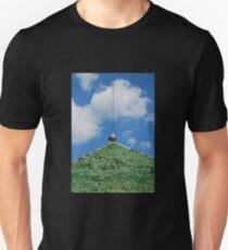Green Tiled Roof Unisex T-Shirt