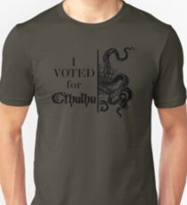I voted for Cthulhu  T-Shirt