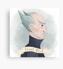 Count Olaf Canvas Print