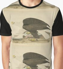 Alexander Wilson - American Ornithology  Graphic T-Shirt