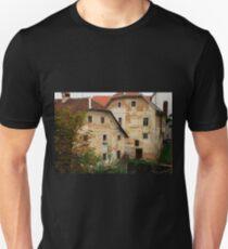 Historic Buildings in Skofja Loka 3 T-Shirt