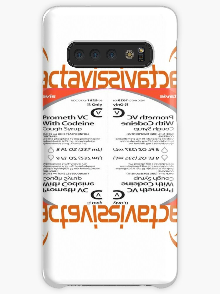 8461373aad4d Actavis Prometh VC With Codeine Cough Syrup Mirror