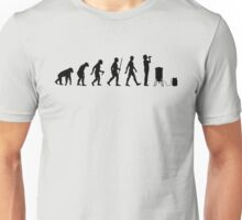 Evolution of Brewing Unisex T-Shirt