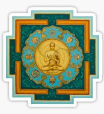 Buddha. Jewels of Dharma Sticker