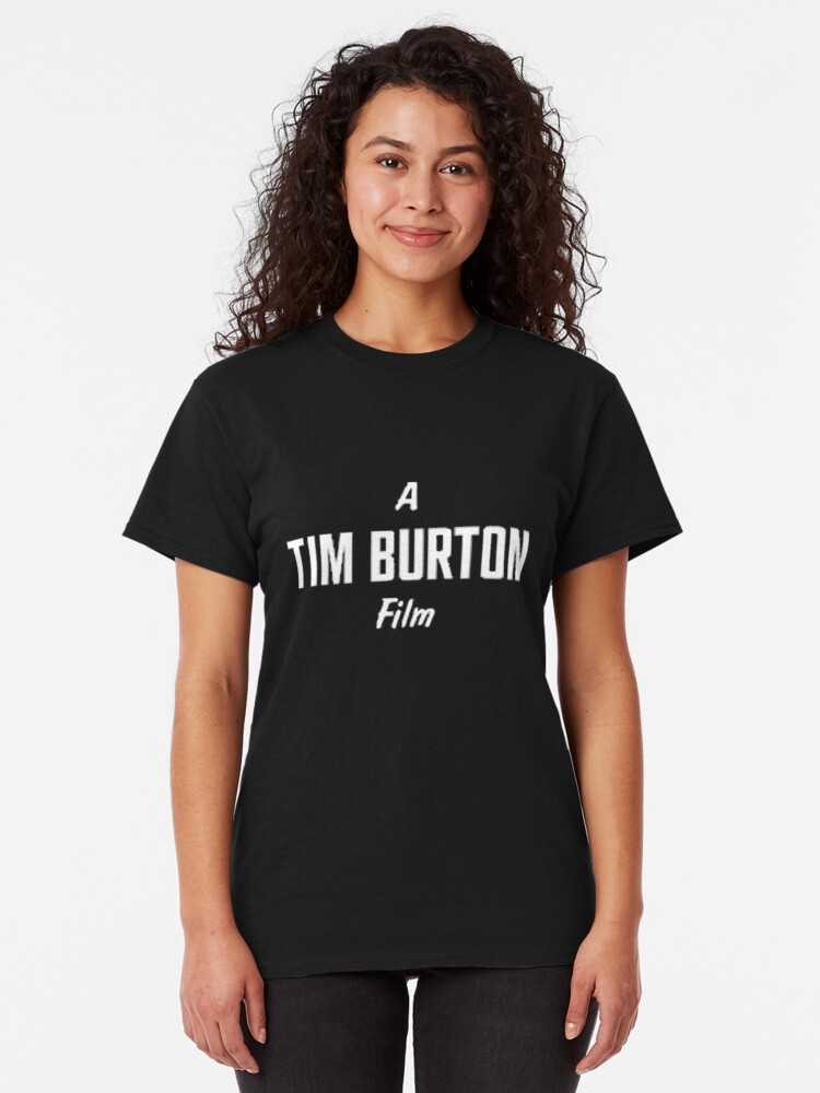 Alternative Ansicht von Tim Burton. Classic T-Shirt