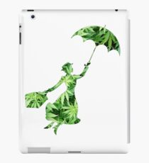 Weed Mary Poppins iPad Case/Skin