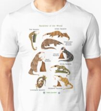 Pangolins of the World T-Shirt
