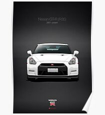 Nissan GT-R (R35) Poster
