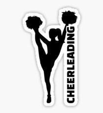 Cheerleading Sticker