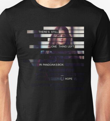 Root - Person of Interes - Quote Unisex T-Shirt