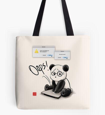 IT Panda Tote Bag