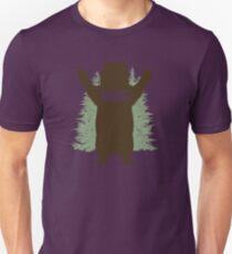 Bear Hug (Reworked) Unisex T-Shirt