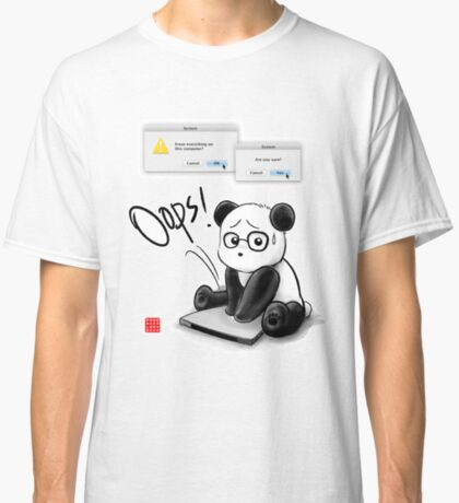 IT Panda Classic T-Shirt