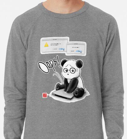 IT Panda Lightweight Sweatshirt