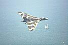 Avro Vulcan by Nigel Bangert