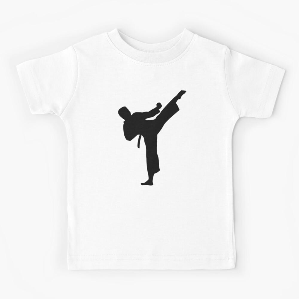 Kárate Camiseta para niños