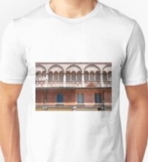 Buildings in Piazza Trento e Trieste Unisex T-Shirt