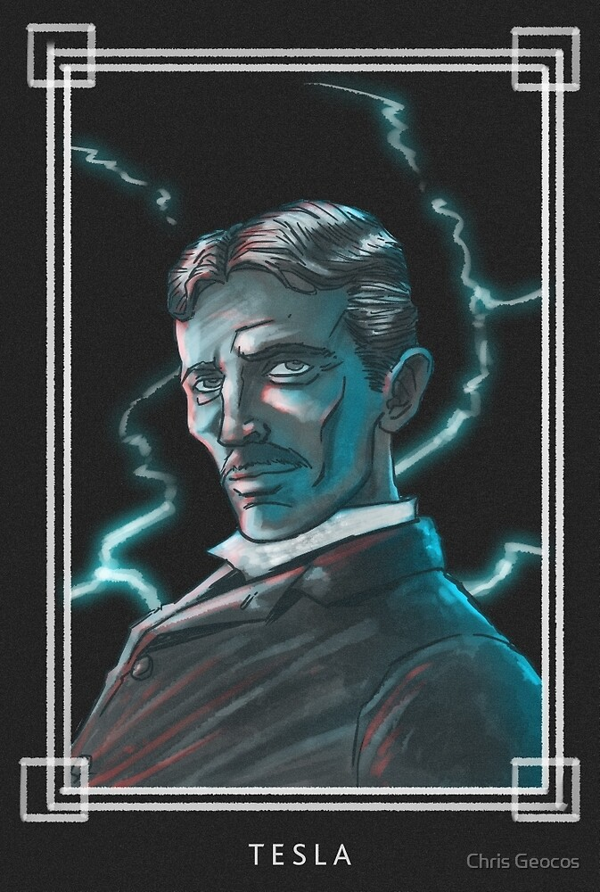 Tesla by Chris Geocos