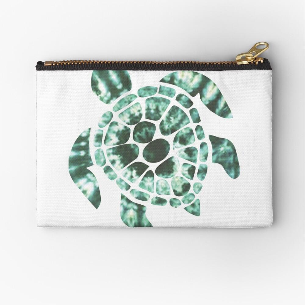 Tie Dye Sea Turtle 2 Bolsos de mano