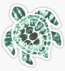 Pegatina Tie Dye Sea Turtle 2