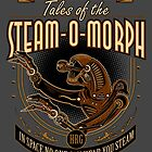 STEAM-O-MORPH by Grafx-Guy